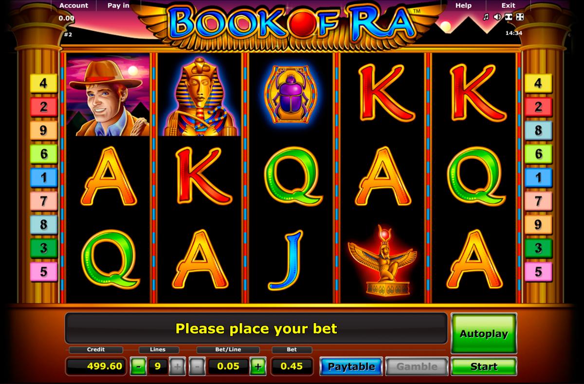 Jeu Casino Gratuit Book Of Ra